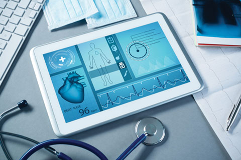 Medical devices, Insurance and Online Retails